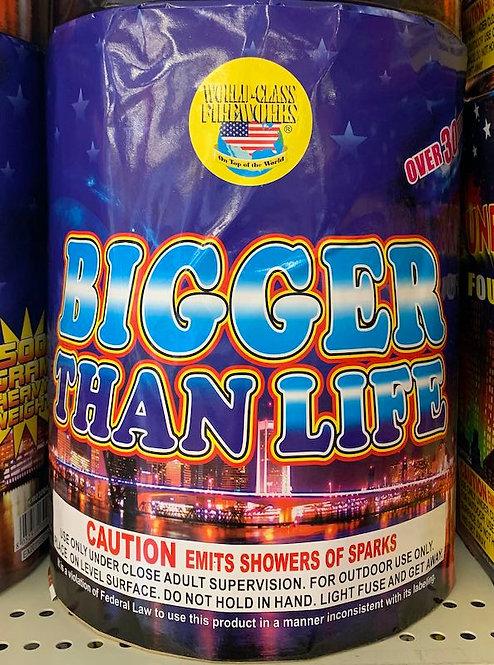 Bigger Than Life Fireworks Fountain