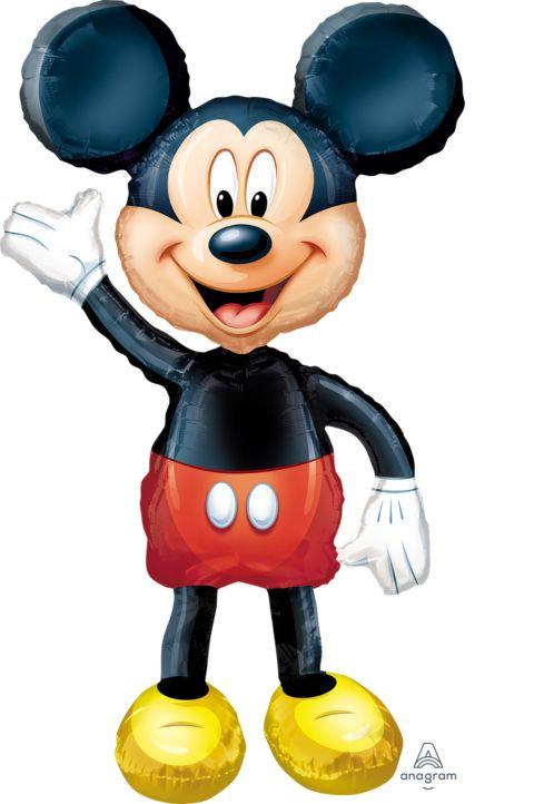 Mickey 52in Airwalker Balloon