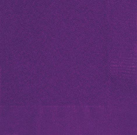 Purple Luncheon Napkins 20ct