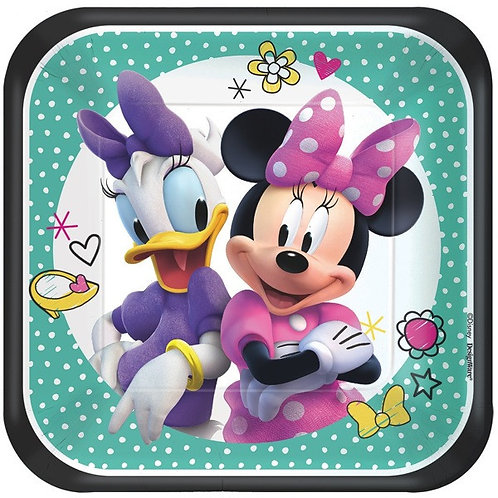 Minnie Mouse Happy Helpers Dessert Plates 8ct