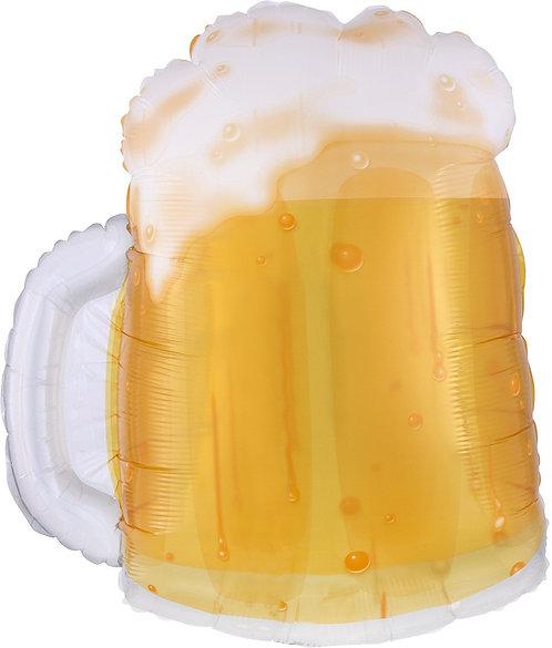 #265 Beer Mug 23in Balloon
