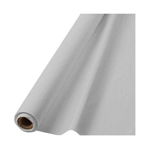 "Silver Table Roll 40"" x 100'"
