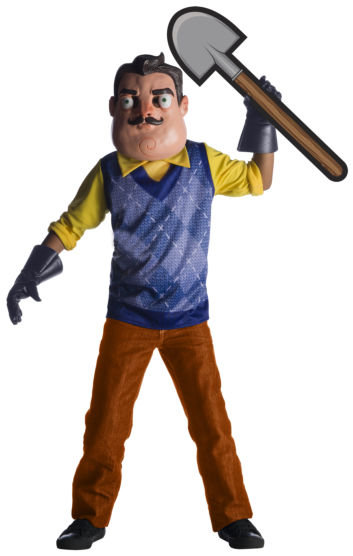 Child Hello Neighbor Costume