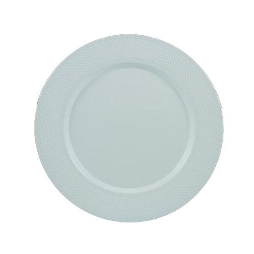 Concord White 9in Plastic Plates 15ct