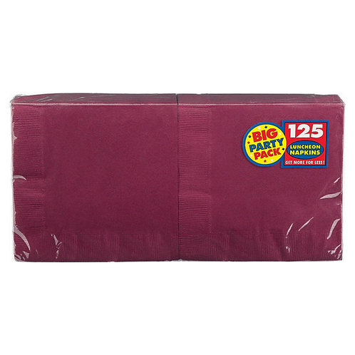 Berry Lunch Napkins 125ct