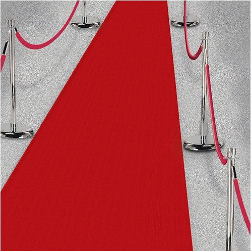 Fabric Carpet Runner 40' x 3'
