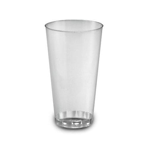 Clear 16oz Plastic Tumbler 20ct