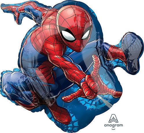 #70 Spider-Man 29in Balloon
