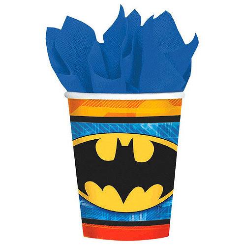 Batman Cups 8ct