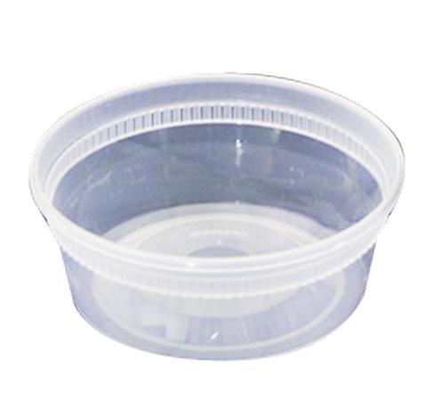 Plastic Deli Container 8oz