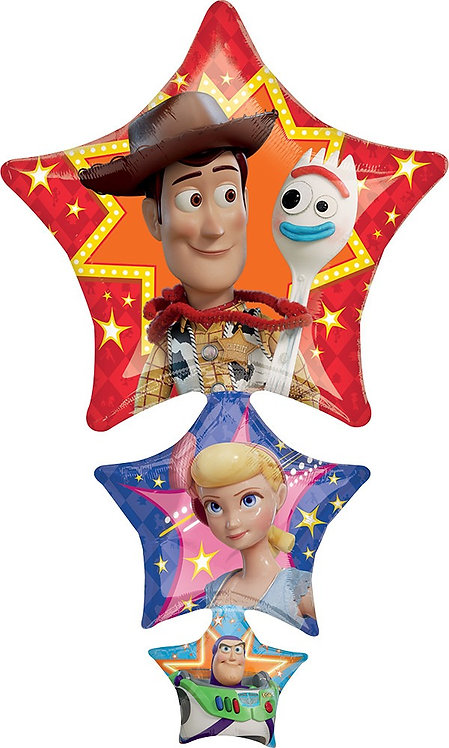 #72 Toy Story 4 42in Balloon