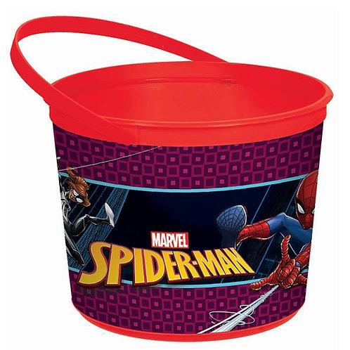 Spider-Man Webbed Wonder Favor Container