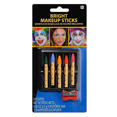 Bright Color Sticks