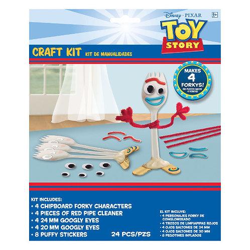 Toy Story 4 Craft Kit 4ct