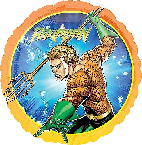 #435 Aquaman 18in Balloon