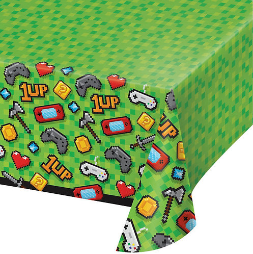 Gaming Party Table Cover