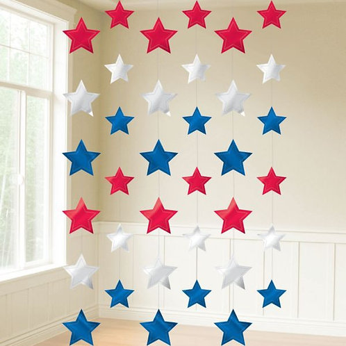 Star String Decorations