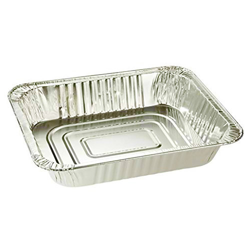 Aluminum Deep Half Pan
