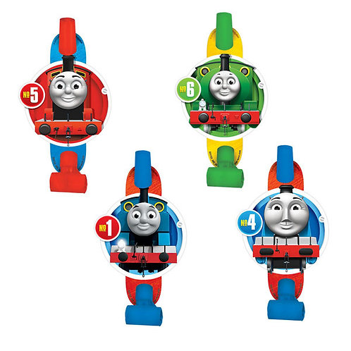 Thomas All Aboard Blowouts 8ct
