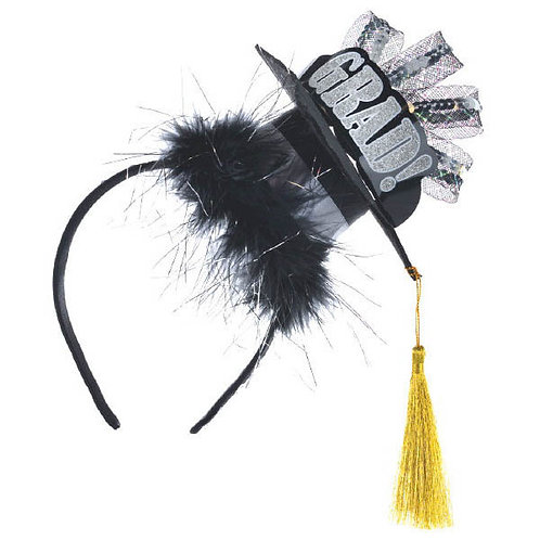 Deluxe Grad Headband