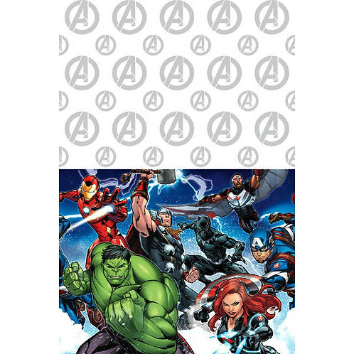 Marvel Epic Avengers Plastic Table Cover