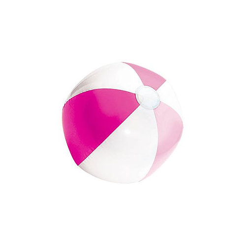 Inflatable 13in Beach Ball - Pink