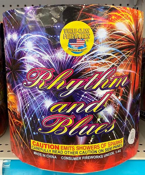 Rhythm and Blues Fireworks Fountain