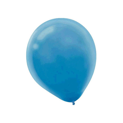 Light Blue 9in Latex Balloons - Packaged, 20ct