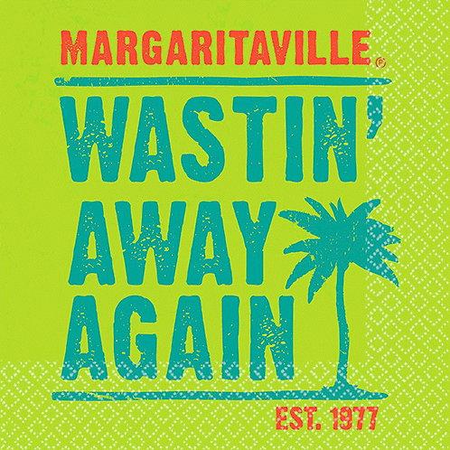 Margaritaville Beverage Napkins 36ct