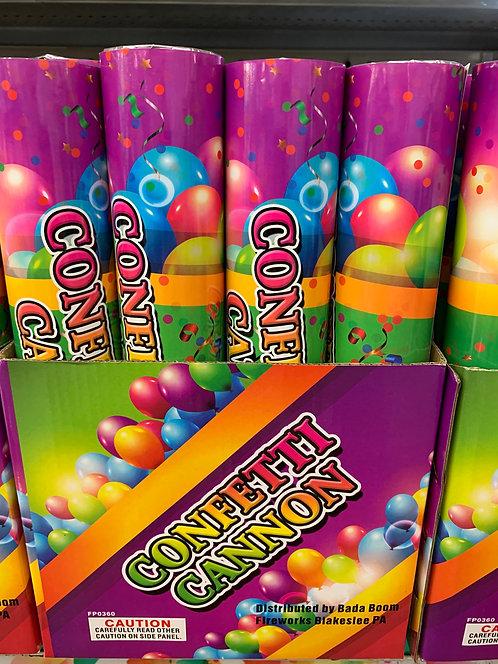 Confetti Cannon 12in