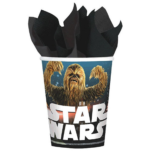 Star Wars Classic Cups 8ct
