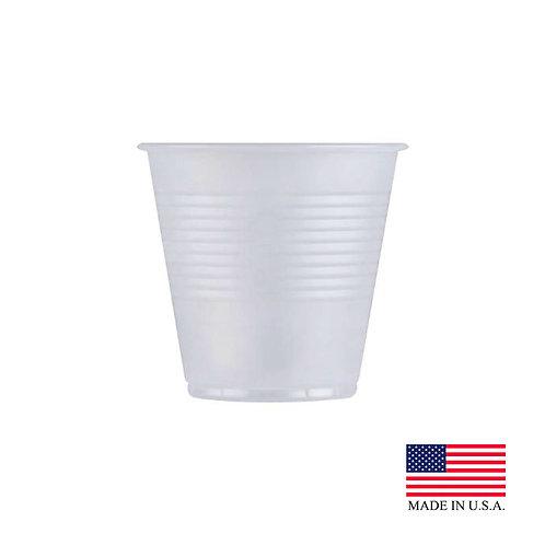 Translucent 5oz Plastic Cup 100ct