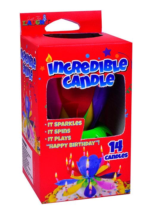 Incredible Candle