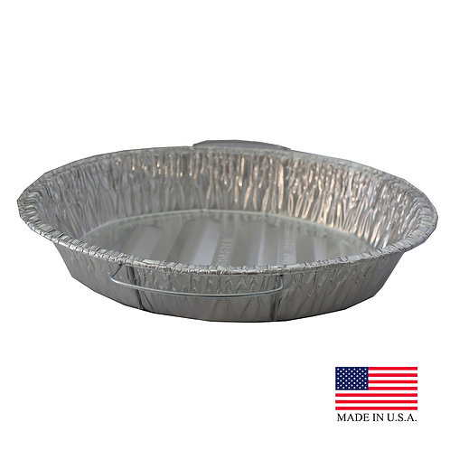 Aluminum Oval Roaster With Handle