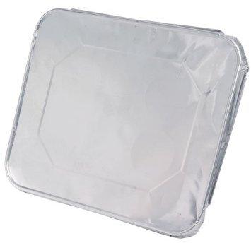Aluminum Half Pan Lid