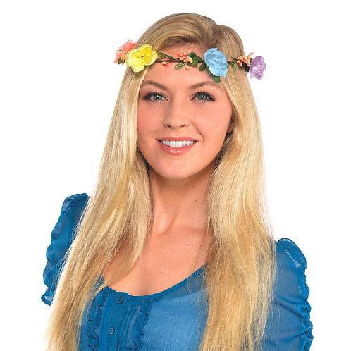 Grapevine Head Wreath Cool