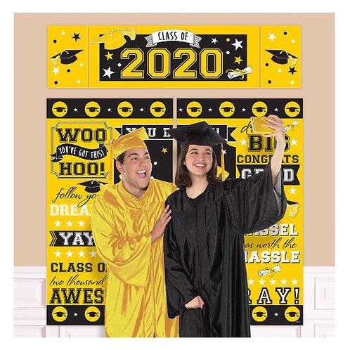 2020 Grad Yellow Scene Setter Kit