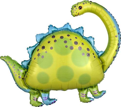 #246 Brontosaurus 32in Balloon