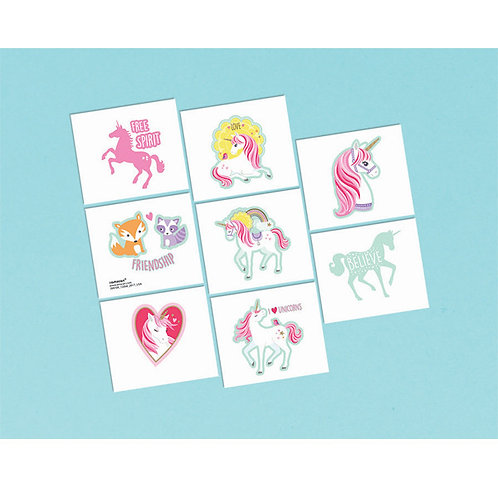 Magical Unicorn Tattoos