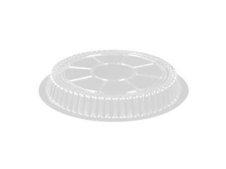 Aluminum 9in Round Dome Lid