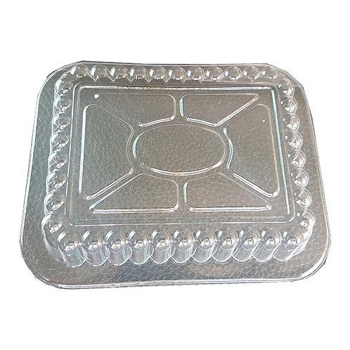 Aluminum 4x6 Pan Dome Lid