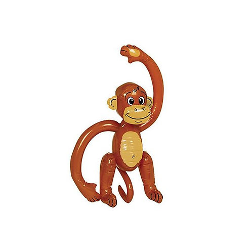 Inflatable Monkey 24in