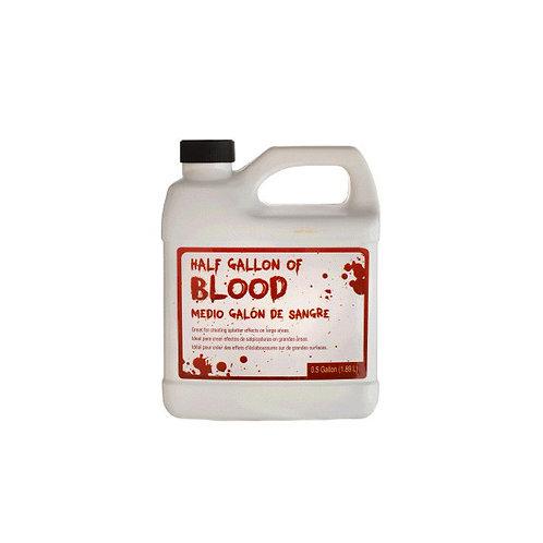 Half Gallon Of Blood