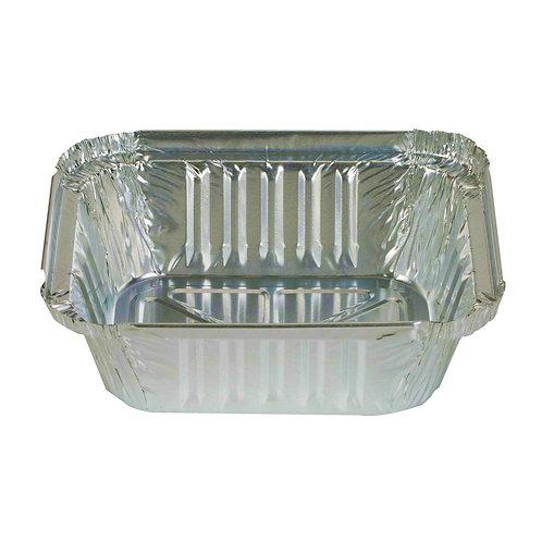 Aluminum 4x6 Oblong Pan 1lb