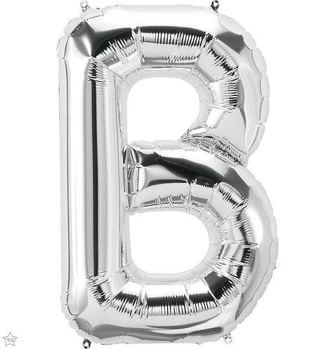 34in Balloon Letter B