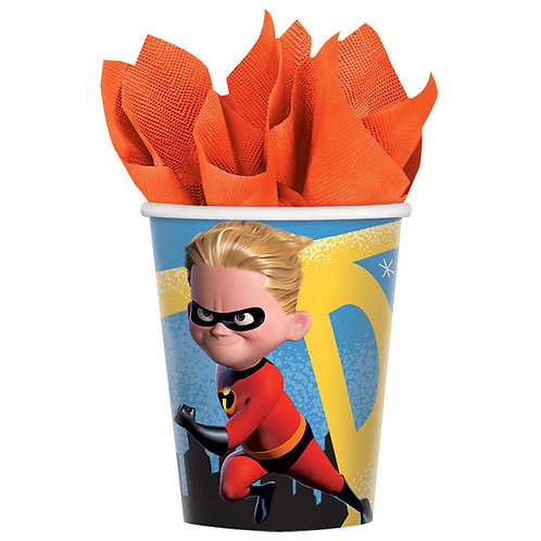 Incredibles 2 Cups 8ct