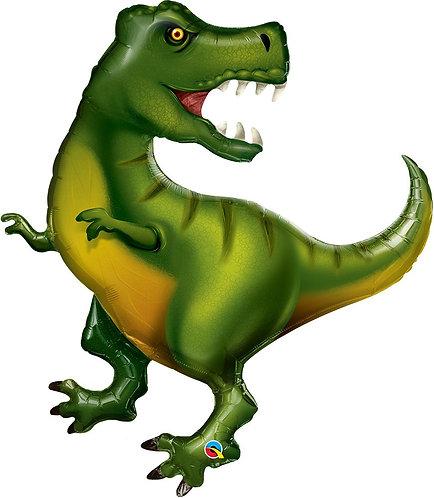 #261 Tyrannosaurus Dinosaur 42in Balloon
