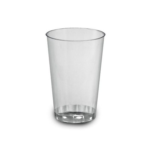 Clear 12oz Plastic Tumbler 20ct