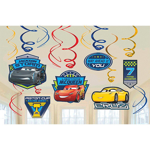 CARS 3 Swirl Value Pack