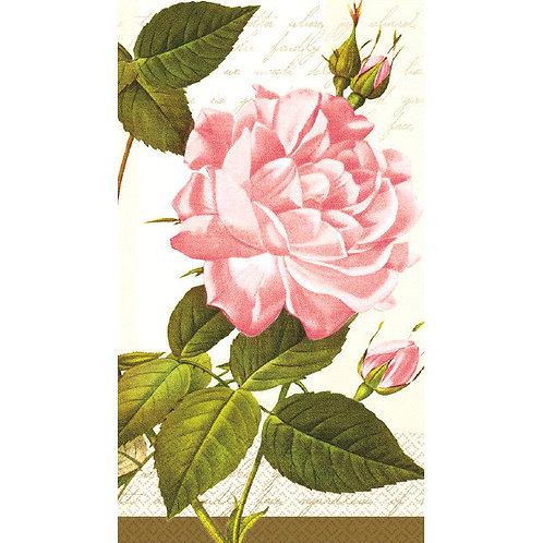 Vintage Rose Guest Towels 16ct